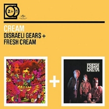 2for1: Disreali Gears / Fresh Cream - de Cream