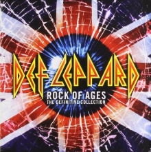 Rock Of Ages: The Definitive Collection - de Def Leppard