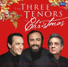 The Three Tenors At Christmas - de Luciano Pavarotti, Plácido Domingo, José Carreras