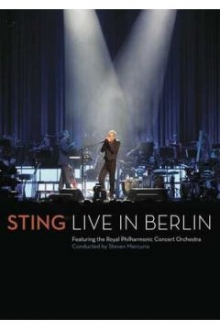 Live In Berlin - de Sting, The Royal Philharmonic Concert Orchestra, Steven Mercurio