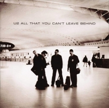All That You Can't Leave Behind - de U2