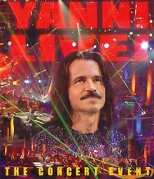 Live! The Concert Event - de Yanni
