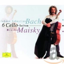 Bach: Six Suites For Solo Cello - de Mischa Maisky