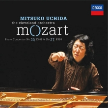 Mozart: Piano Concertos No.20 In D Minor, K.466 & No.27 In B Flat, K.595 - de Mitsuko Uchida, The Cleveland Orchestra