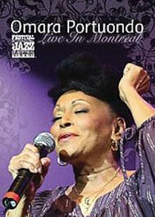 Live In Montreal - de Omara Portuondo