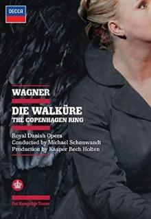 Wagner: Die Walküre - de Various Artists, Royal Danish Orchestra, Michael Schonwandt