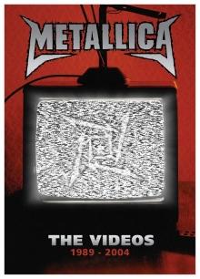 The Videos 1989-2004 - de Metallica