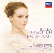 Poème - de Julia Fischer, Orchestre Philharmonique De Monte Carlo, Yakov Kreizberg