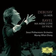 Debussy:la Mer/ravel:ma Me - de Myung-Whun Chung