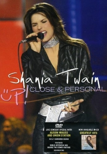 Up Close And Personal - de Shania Twain