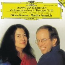 Beethoven: Violin Sonatas Nos.9 Op.47  - de Gidon Kremer, Martha Argerich