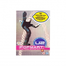 Popmart Live From Mexico City - de U2
