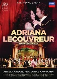 Cilea: Adriana Lecouvreur - de Angela Gheorghiu,kaufman