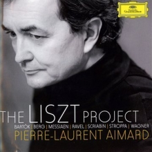 The Liszt Project - de Pierre-laurent Aimard