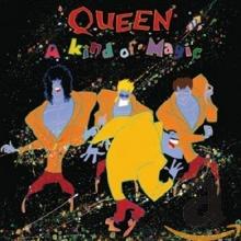 A Kind Of Magic - de Queen