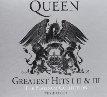 The Platinum Collection - de Queen