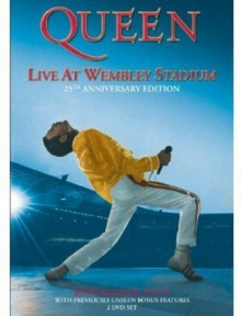 Live At Wembley Stadium - de Queen