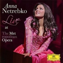 Live At The Metropolitan O - de Netrebko, Anna