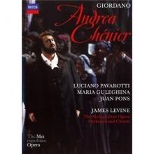 Giordano: Andrea Chenier - de Luciano Pavarotti