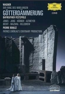 Wagner: GÖtterdÄmmerung - de Boulez