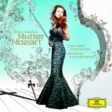 Mozart: The Violin Concertos; Sinfonia Concertante - de Anne-sophie Mutter, London Philharmonic Orchestra