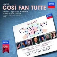Mozart: Cosi Fan Tutte - de Various