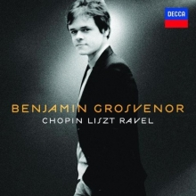 Plays Chopin,Liszt & Ravel - de Benjamin Grosvenor