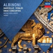 Albinoni Oboe Concertos - de Heinz Holliger