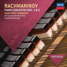 Rachmaninov:piano Concerto.1 & 3 - de Jean-Yves Thibaudet