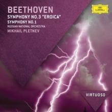 Beethoven:symph.nos.1&3 - de Mikhail Pletnev