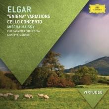 Elgar:cello Concerto - de Mischa Maisky
