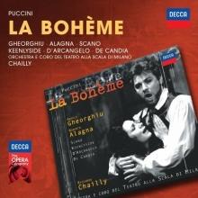 Puccini: La BohÈme - de Angela Gheorghiu / Riccardo Chailly / Roberto Alagna