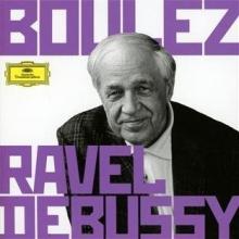 Boulez Conducts Debussy & - de Boulez