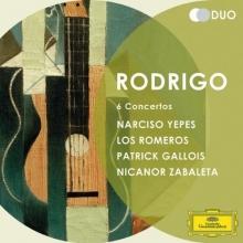 Rodrigo: 6 Concertos - de Narciso Yepes