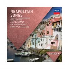Neapolitan Songs - de Luciano Pavarotti