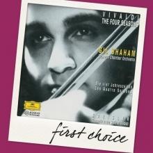 Vivaldi: The Four Seasons - de Shaham Gil/jaervi N./gso