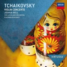 Tchaikovsky: Violin Concer - de Bell,joshua