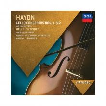 Haydn: Cello Concertos 1&2 - de Heinrich Schiff