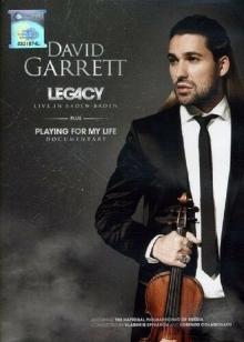 Legacy: Live In Baden - de David Garrett