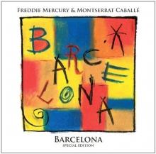 Barcelona - de Freddie Mercury & Monserrat Caballe