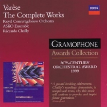 The Complete Works - de Varèse