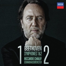 Beethoven:symphonies 1&2 - de Riccardo Chailly
