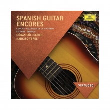 Spanish Guitar Encores - de Narciso Yepes