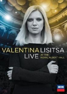 Live At The Royal Albert - de Valentina Lisitsa