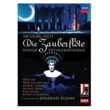 Mozart: Die ZauberflÖte - de RenÉ Pape / Solti/ Serra