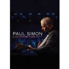 Live In New York City - de Paul Simon