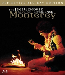 Live At Monterey - de Jimi Hendrix Experience