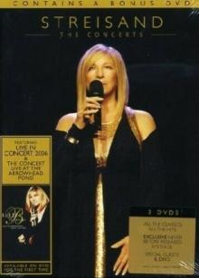 The Concerts - de Barbra Streisand