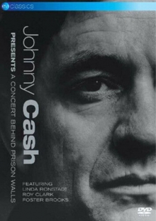 Johnny Cash - de Concert behind prison Walls