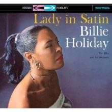 Lady in satin  - de Billie Holiday